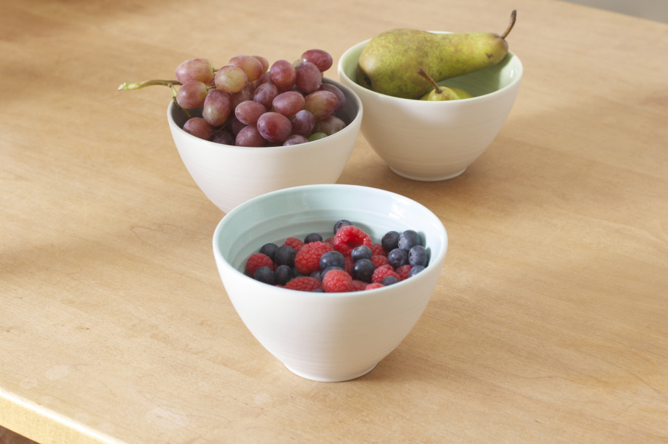 made in china- tactile porcelain - tableware - dinnerware- mug - fruit bowls