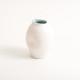 dimpled- pourer- milk pourer- handmade porcelain- afternoon tea- turquoise