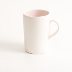 mug-porcelain-handmade-ceramic-tableware-tea-coffee- pink- knitted -cosy- tea cos