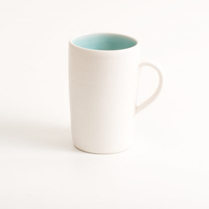 mug-porcelain-handmade-ceramic-tableware-tea-coffee- turquoise-