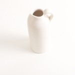 handmade porcelain- pouring bottle jug- beautiful object- interiors- homeware- tableware