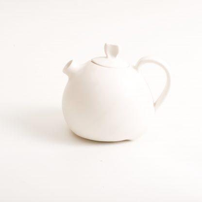 handmade porcelain- tableware- teapot-