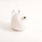 handmade porcelain- tableware- teapot