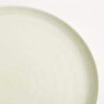 grey plate- tableware designer- porcelain designer- porcelain plate- made in china