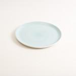 dinnerware- plate- tableware designer- porcelain designer- porcelain plate- made in china- blue plate- restaurant tableware