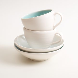 handmade porcelain- tableware- dinnerware- cup- saucer- tea- afternoon tea- coffee cup