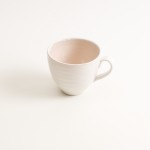 grayshott cup- coffee cup- tea cup- pink cup- cafe ware