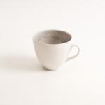 grayshott cup- coffee cup- tea cup- grey cup- stoneware- cafe range