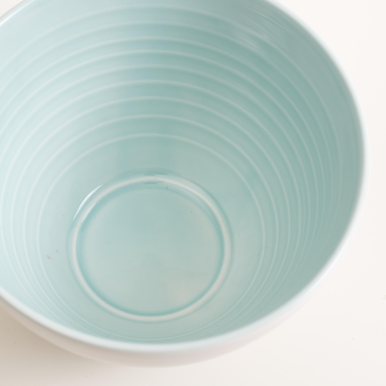 ... porcelain tableware- made in china- blue bowl- linda bloomfield- porcelain designer- ... & Manufactured bowl   Linda Bloomfield