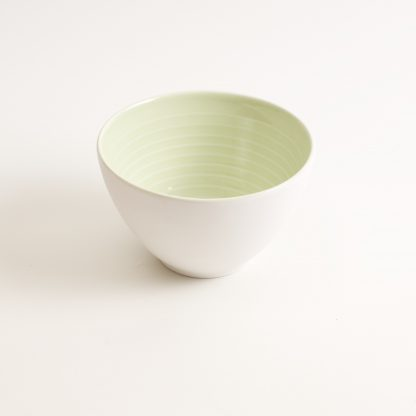 porcelain tableware- made in china- citrine bowl- linda bloomfield- porcelain designer- tableware designer