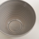 porcelain tableware- made in china- grey bowl- linda bloomfield- porcelain designer- tableware designer