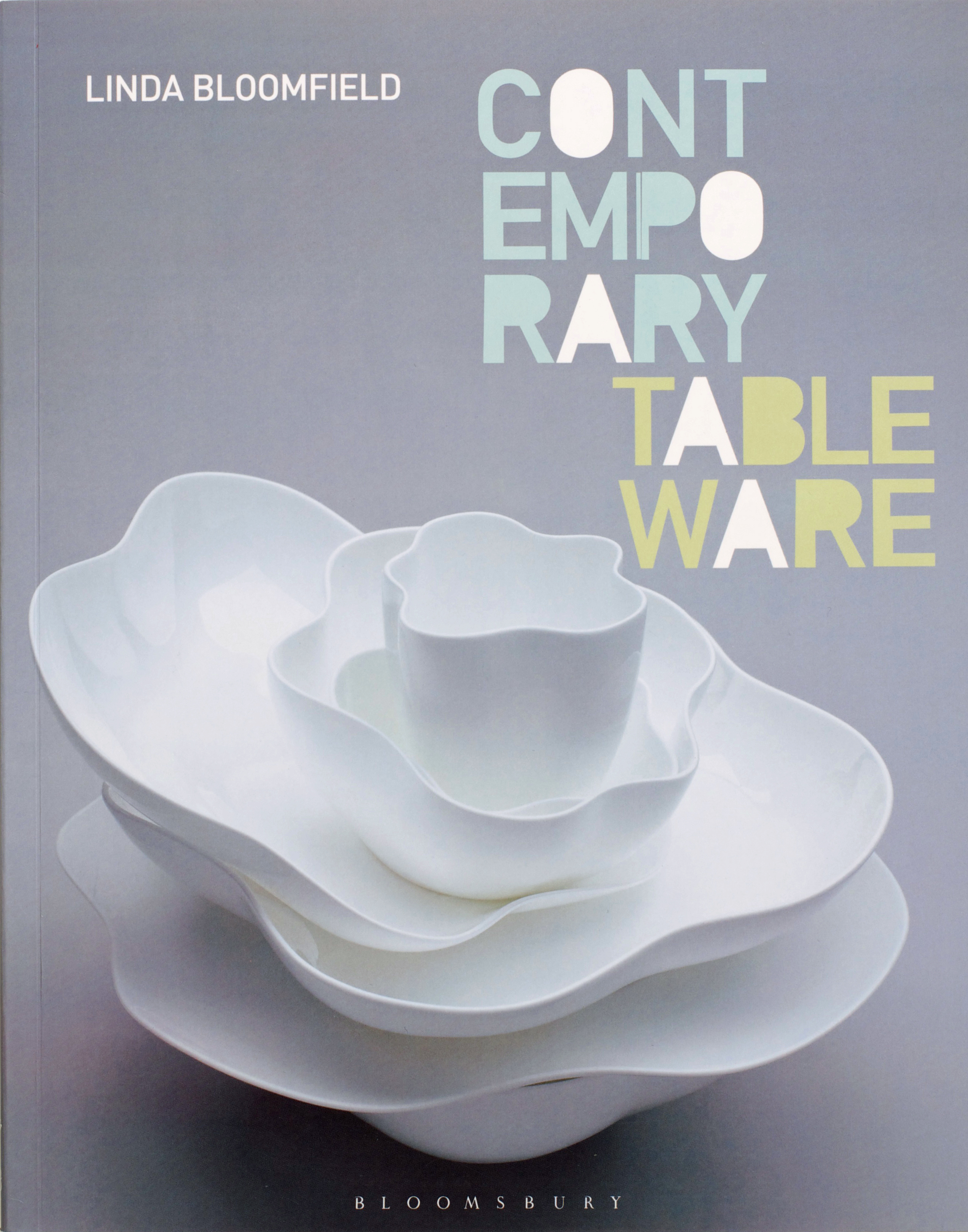 Contemporary Tableware by Linda Bloomfield