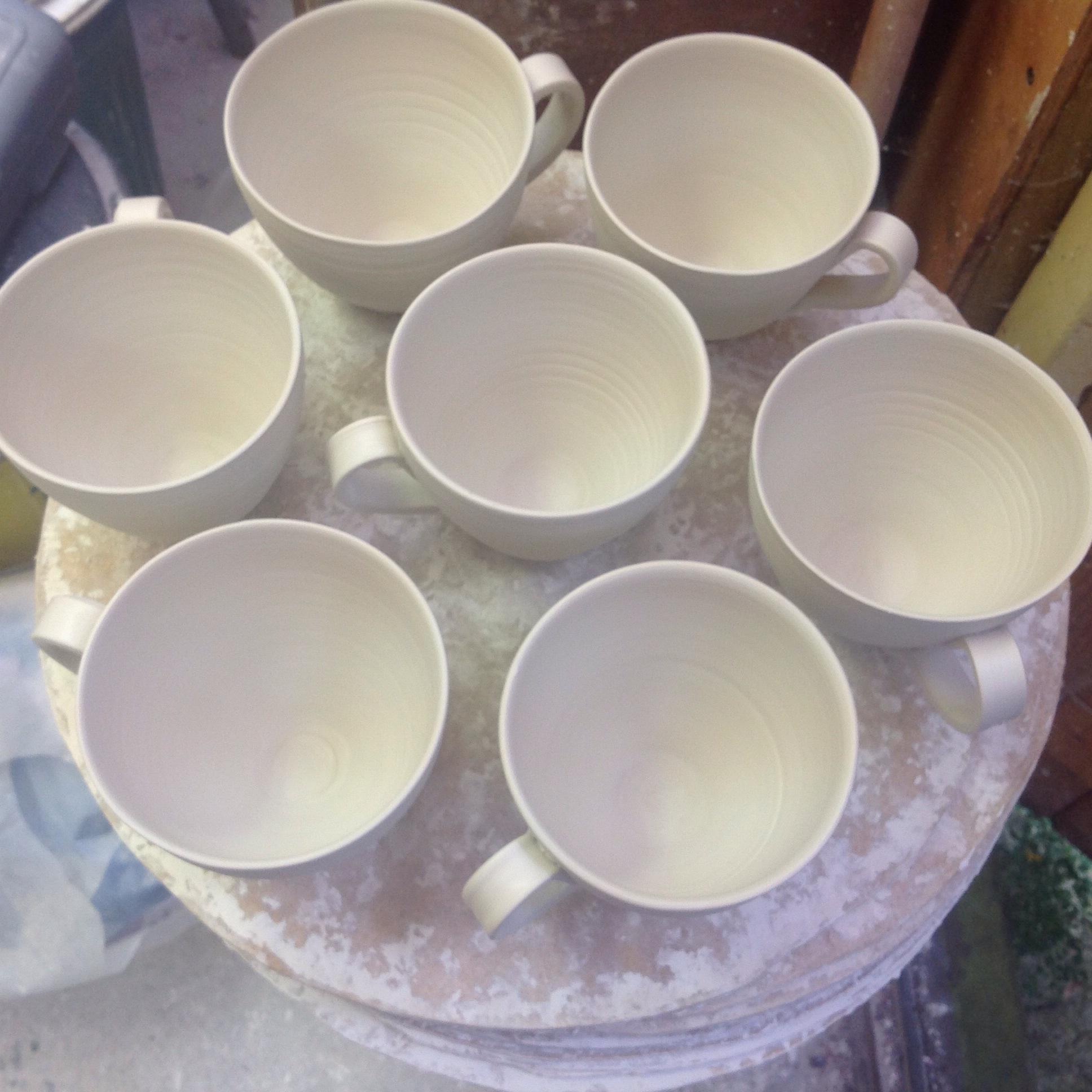Cups for NotontheHighStreet.com NOTHS