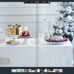 Linda Bloomfield - Harrods magazine