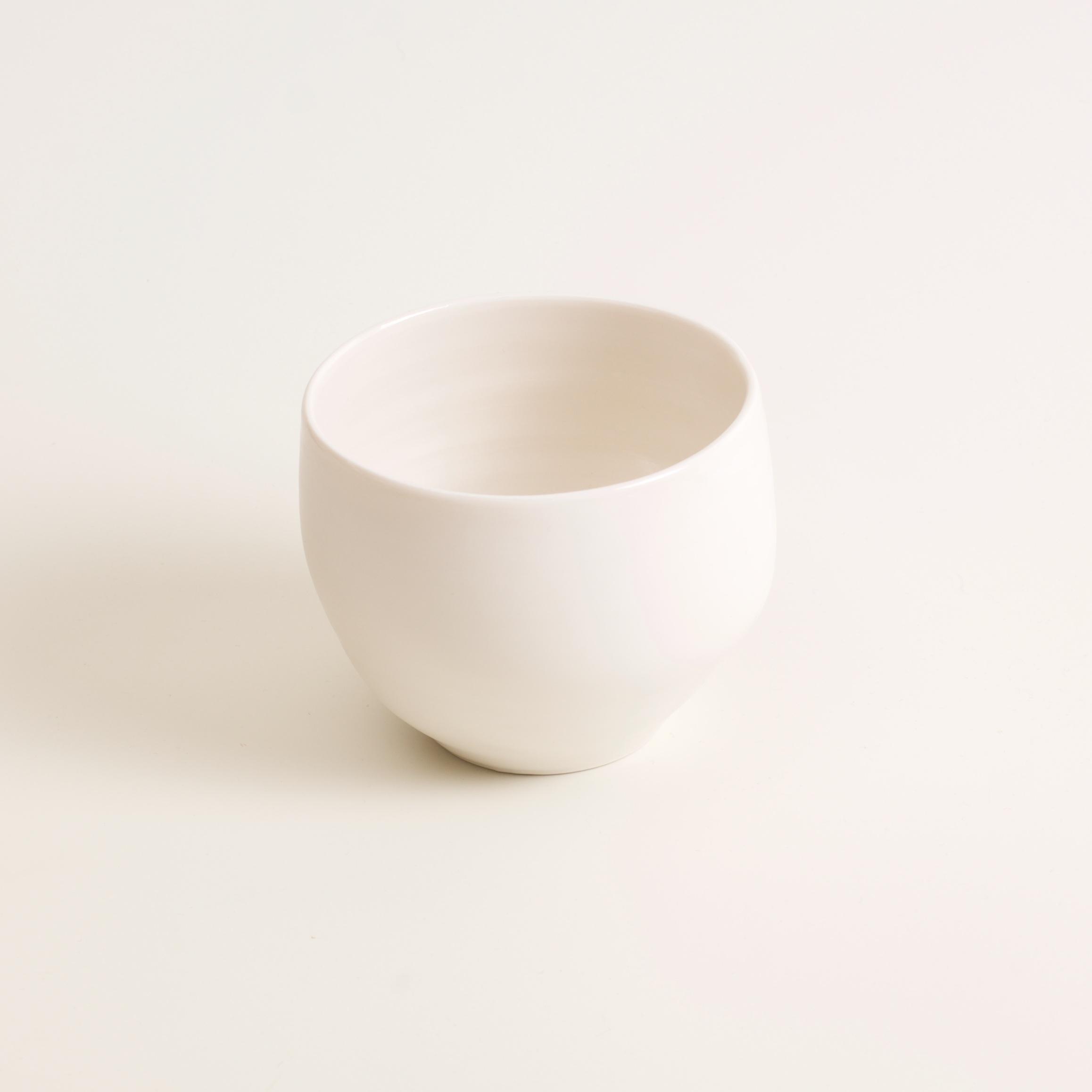 Linda Bloomfield- tea bowl- handmade porcelain