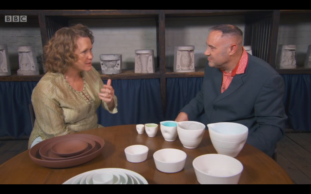 the great pottery throw down linda bloomfield. Black Bedroom Furniture Sets. Home Design Ideas