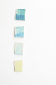 Barium matt glazes