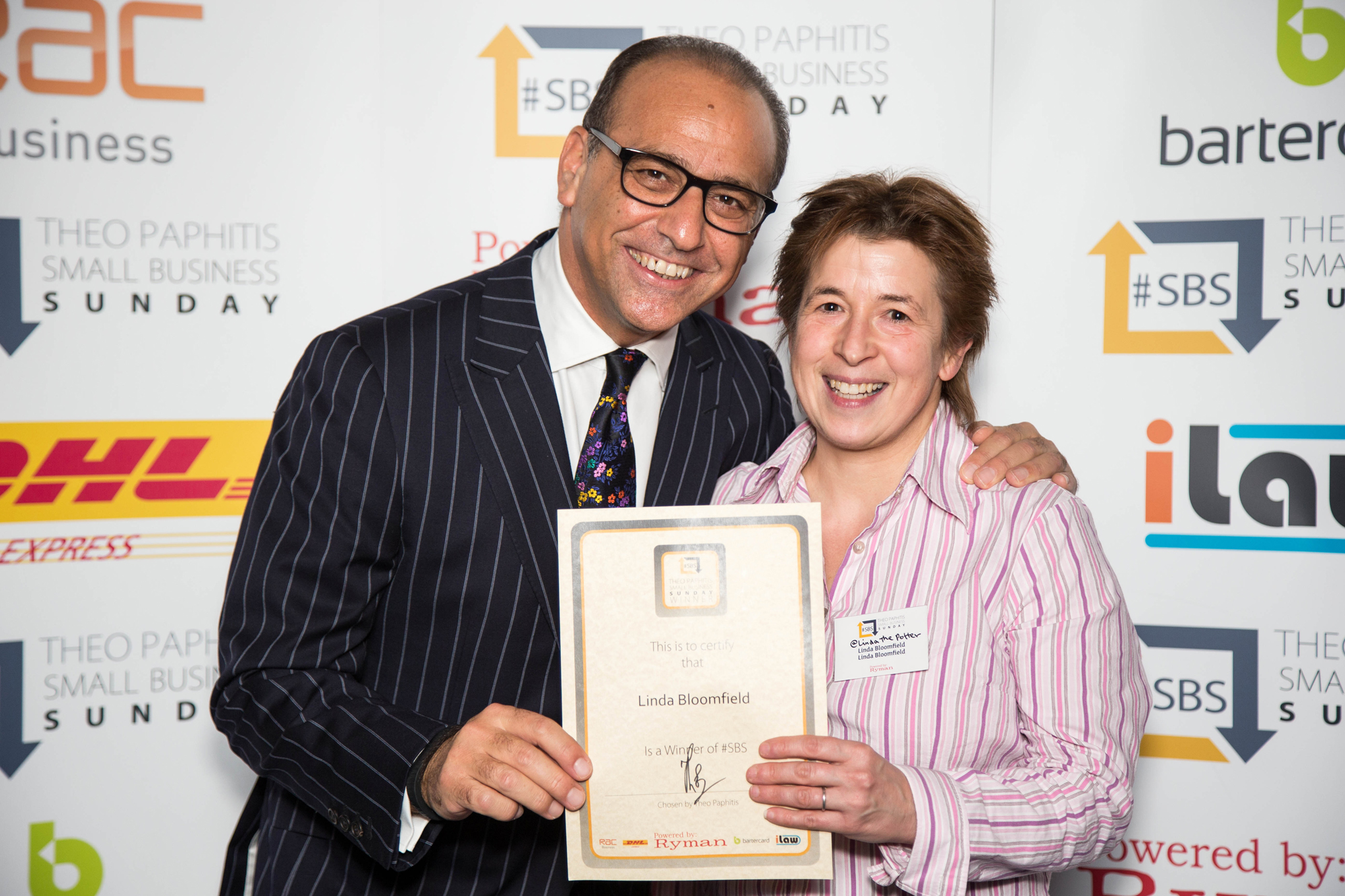 Small Business Sunday #SBS winner
