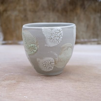 grey green bowl