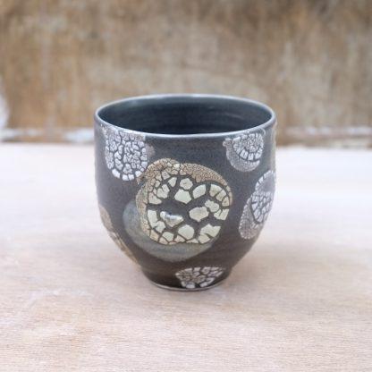 black lichen bowl