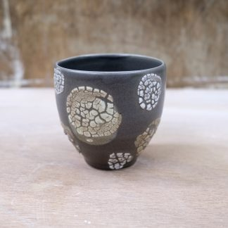 black lichen bowl