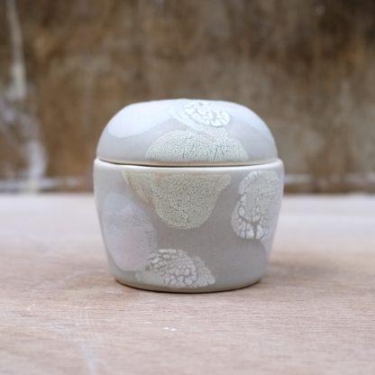 lidded porcelain box