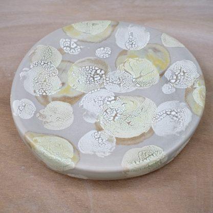 lichen effect platter